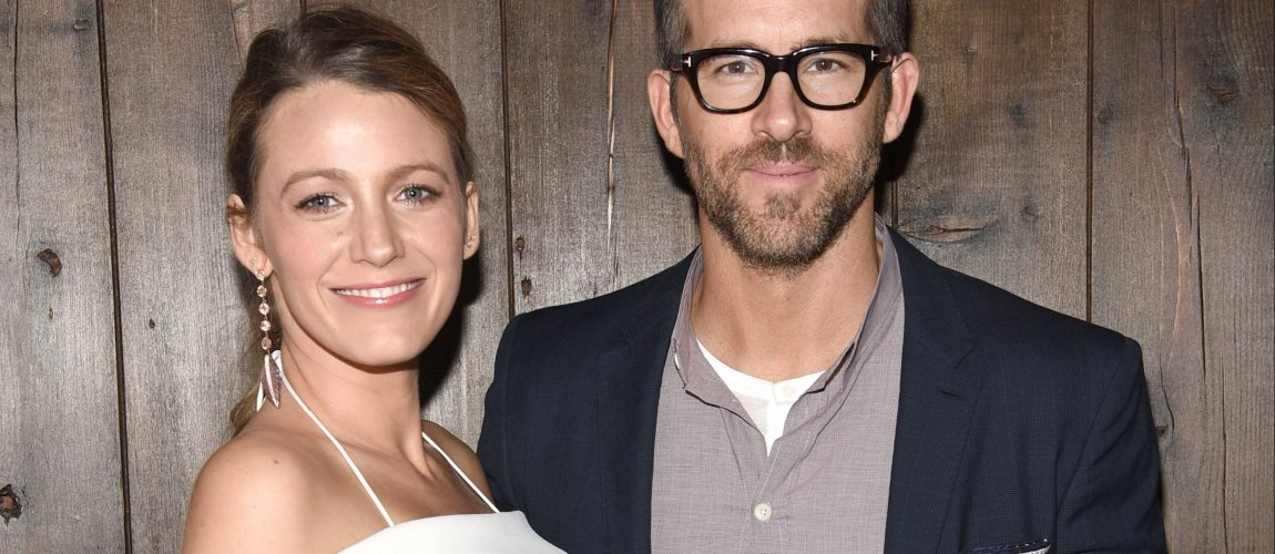 Blake Lively supports Ryan Reynolds at his Aviation Gin event in NYC
