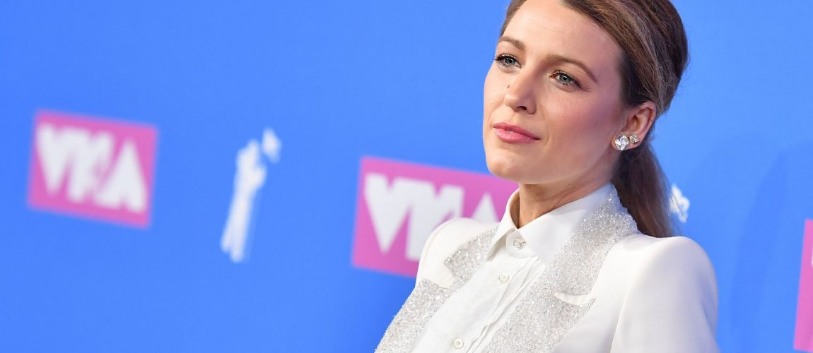 Blake Lively attends MTV Video Music Awards