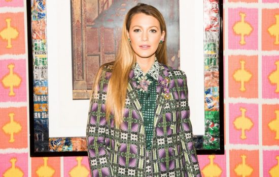 60 seconds with Blake Lively – Coveteur