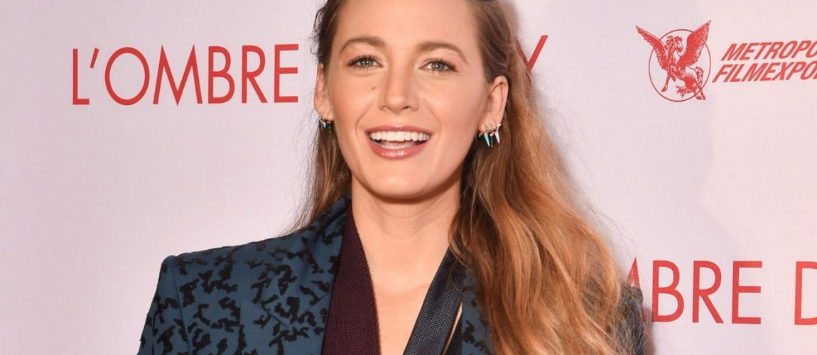 "Blake Lively attends ""A Simple Favor"" Paris Premiere"