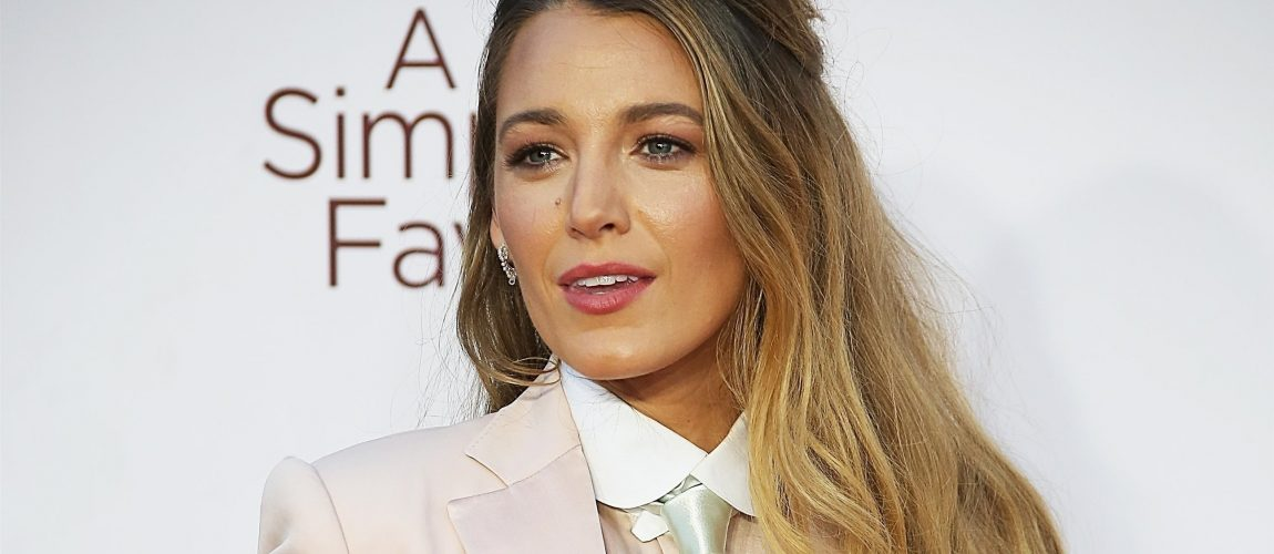 "Blake Lively attends ""A Simple Favor"" UK Premiere"