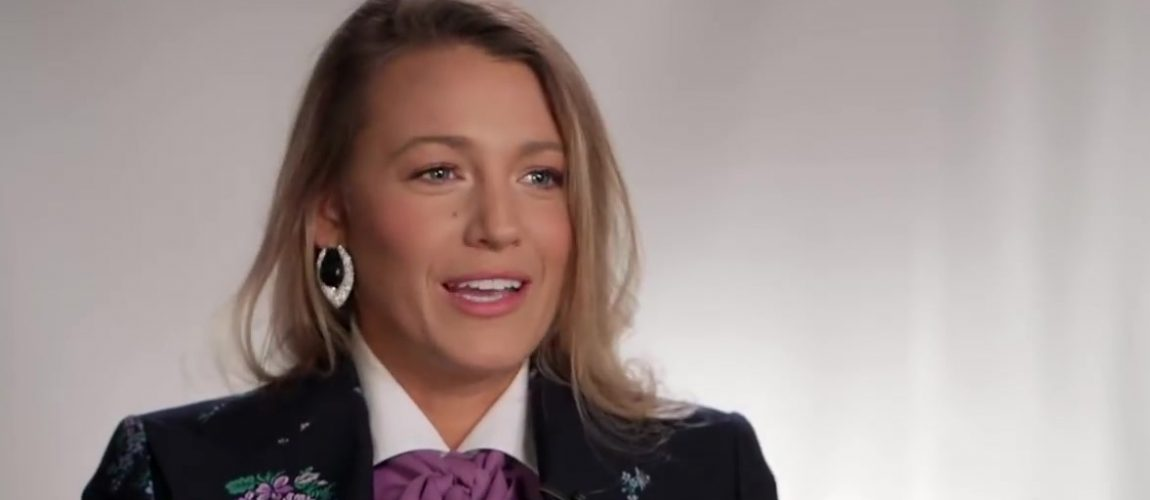 "Blake Lively visits ""Good Morning America"""