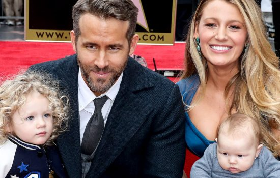 Blake Lively explains why she dislikes 'Idyllic' mommy blogs