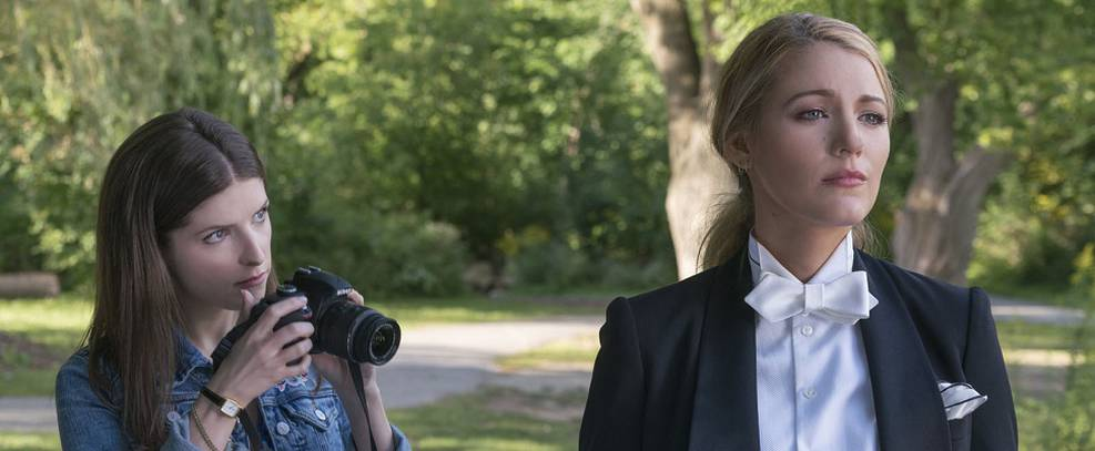Blake Lively and Anna Kendrick have Tricks Up their sleeves in 'A Simple Favor' moving posters