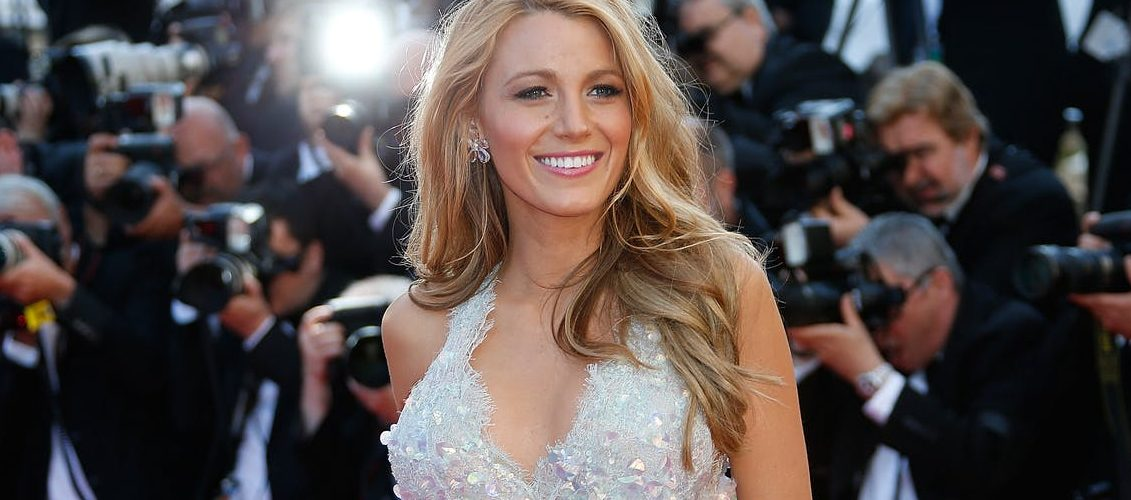 InStyle: Blake Lively Wore Forever21 on the Red Carpet and Pretended it Was Vintage