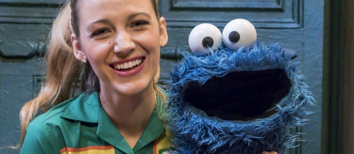 Blake Lively guest star on 'Sesame Street' Special!