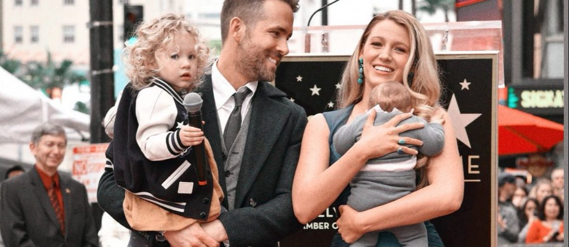 Blake Lively welcomes baby no. 3 with Ryan Reynolds