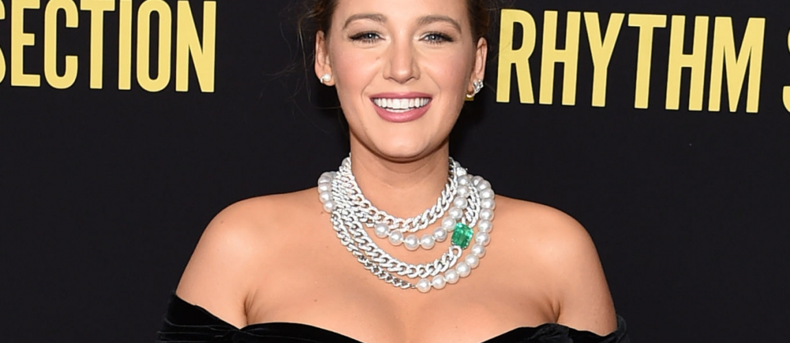 Blake Lively attends 'The Rhythm Section' Premiere in New York City