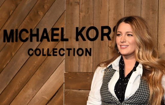 Blake Lively attends the Michael Kors NYFW Show!